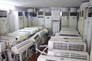 成都柜式机空调回收,空调回收